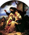 Let the Children Come to MeCarl Vogel von Vogelstein, 1805