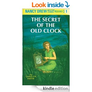 Nancy Drew's 1st book in series