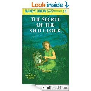 Nancy Drew's 1st book in series